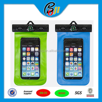 Universal ABS PVC Waterproof Bag Case for cell phone