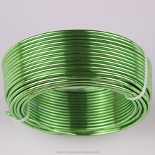 HR FACTORY colored craft aluminum wire, anodized aluminum wire