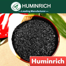 Huminrich Humate Stock Customers-Farmers Requirement Soluble Flack Humic Fertilizer In China