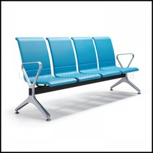 (SP-PC100) high quality economic price airport chair waiting chair