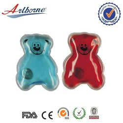 Portable reusable gel crystallize 20-30 minutes instant hand warmer