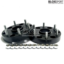 """High-Tec 6061-T6 Aluminum 6 on 4.5"""" Wheel Spacers for Nissan Frontier 2012"""