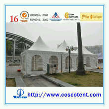 Cosco PVC Pagoda Party Tent 6x6 Marquee