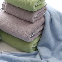EAswet Bamboo Fabric Towel Soft Bath Towel