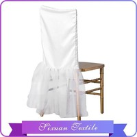 Wedding Party Tutu chair covers