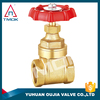 din3352 gate valve with forged blating polishing manual power control valve plating PPr pipe fitting brass lockable hydraulic