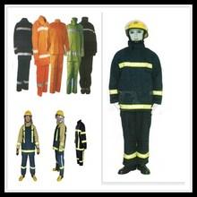 En11612 de aramida IIIA retardador de chama roupas de proteção para bombeiro arco elétrico