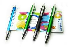 3 trong 1 mini bút bi cảm ứng bút biểu ngữ