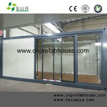 cheap ready made modular prefab luxury multi storey container house