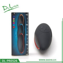 Out Door Rugby Shape Design Wireless Bluetooth Speaker TF extention card FM Supported