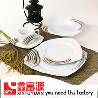 Wholesale from china 20Pcs Dinner Set Porcelain