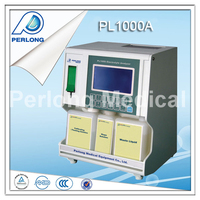 give the operation of electrolyte analyzer PL1000A