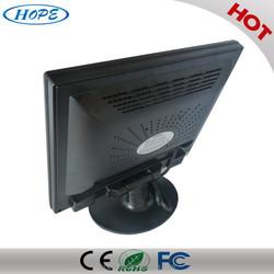 """Hopestar hot seller VGA 15"""" inch TFT LCD monitor LED monitor PC desktop display"""