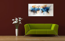 interior decoration modern canvas art abstract oil paintings