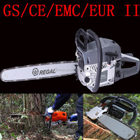 gasoline chain saw with single cylinder air cooled garden tools GS5202