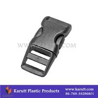 Custom shoulder bag plastic clip lock buckle