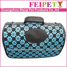 Hot selling folding dog carrier and bag