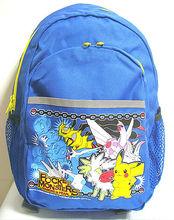 2014 wholesale branded cartoon fairy tale kids school bag