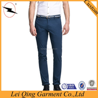 2015 best sell trousers pants designs for men