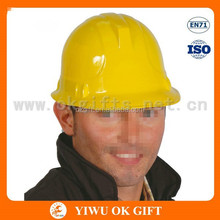 Yellow plastic cheap safety helmet price