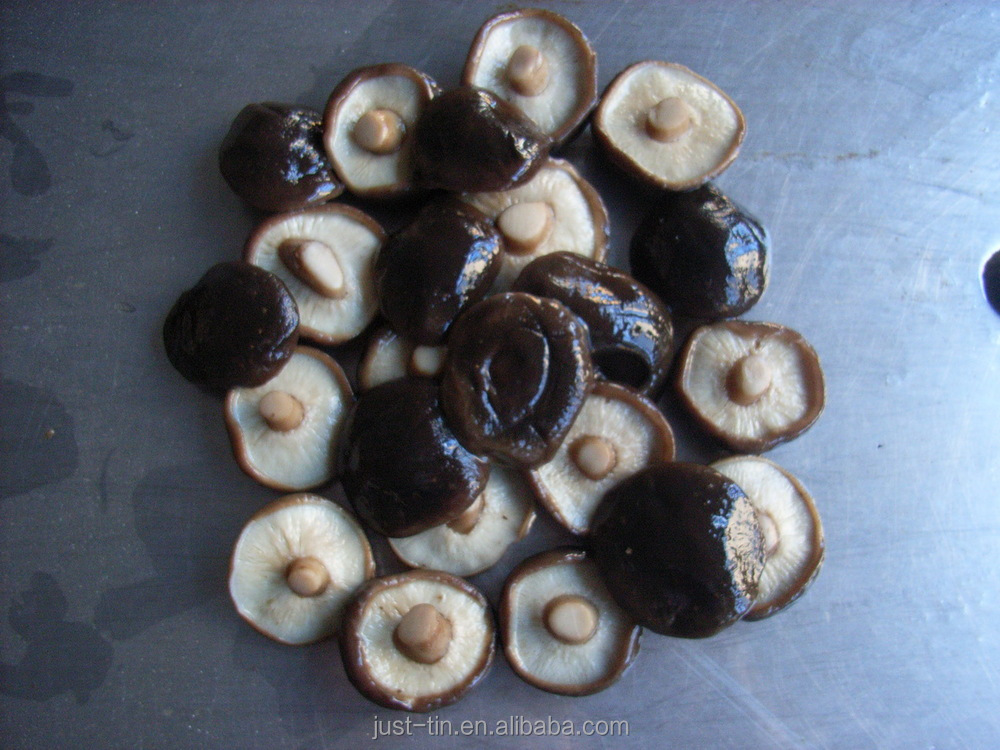 Органические грибами для консервы шиитаке