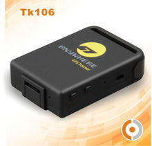 2014 Mini TK106 Free Software GPS Tracker TK106,Sensitive GEO Fence Perfect Alarm System Tracker
