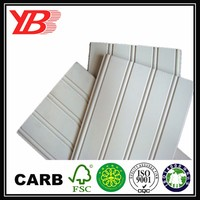 chinese decorative waterproof mdf wall covering
