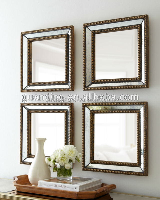new living room luxury modern design home decorative wall mirror buy