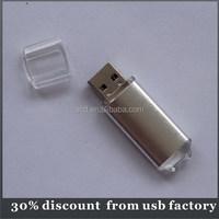 shenzhen cleverish bulk 32GB classic metal usb flash drives