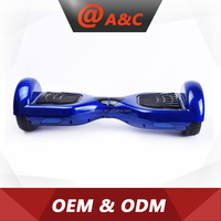 2015 latest popular two wheels safety hover board/ freeline board remote electric scooter/