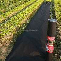 agriculture nonwoven weed control fabric
