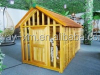 large size wood crafts houses for dogs