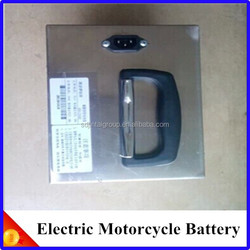 Electric Motorcycle Battery Pack with High Quality