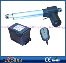 12vdc/24vdc/36vdc/110vdc low noise high quality linear actuator for massage chair/beauty bed