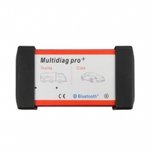 Latest V2014.02 Bluetooth Multidiag Pro+ interface for Cars/Trucks OBD2 4GB Card + Car Cables Multi-diag Pro+ scanner Hot Sale