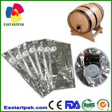 High Quality Bag In Box For Wine,Aluminium Foil Bag In Box Wine Cooler Dispenser,Hot Sell Bag In Box Wine Dispenser