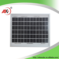 High qualily small mono soalr panel for street led light
