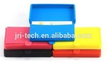 Nome del titolare della carta di silicone produttore, nome del titolare della carta tascabile fabbrica