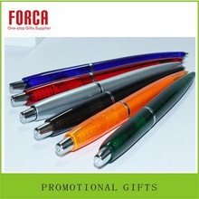 Chinese gift items Cheap Advertising refill 1.0/0.7 Promotional ballpoint pen