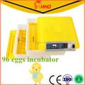 96 pato ovo de choque da máquina / máquina 96 galinha incubadora / ovo máquina de incubação de aves