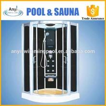 Sauna y baño de vapor de interior de la ducha habitación at-d0207