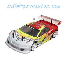 Supersportwagen design 1:10 nitro custom high- Geschwindigkeit 4-kanal-rc-car