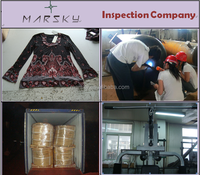 Textile and Garment Inspection Services in China, Bangladesh, Vietnam, Thailande, Indonesia, India, Pakistan and Taiwan /