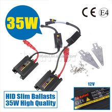 Stable Performance Super Slim HID Ballast 35W/55W Replacement HID Electronic Ballast for Cars
