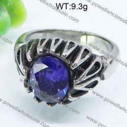Awesome turkish gemstone ring