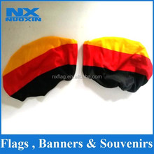 factory price Car Wing Mirror Flag Cover ,wholesale cheap National Flag Car Mirror Cove