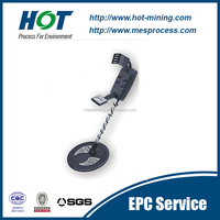 Factory price machine deep ground search gold metal detector