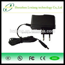 12v 2a wall-mount dc switching power supply with IP44 standard,24w Japanese plug rainproof adapter
