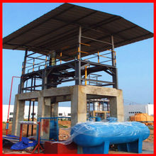 10Tons running machine to convert base oil Engine Oil Regeneration