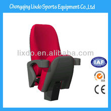 Fixed Cinema Chairs Audience Seat Used in Cinema Hall Seats and Folding Theater Seats